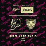 THE PARTYSQUAD PRESENTS - REBEL YARD RADIO 026