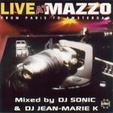 Jean-Marie K Live @ Mazzo From Paris To Amsterdam