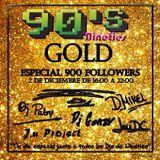 DJ MIKEL (ESPECIAL 900 SEGUIDORES NINETIES RADIO SHOW)