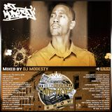 DJ MODESTY - THE REAL HIP HOP SHOW N°336