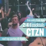 CTZN Bar Summer Sundays (Sam Callaghan - Live recording 20.05.2018)