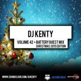 DJ Kenty - Volume 42 + Battery Guest Mix
