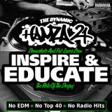 Inspire & Educate: The Role Of The Deejay