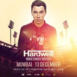 Shaan Live @ Hardwell Presents Guestlist Patil Stadium Mumbai 13/12/2015