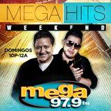 July 24th - Mega 97.9 DJ Flow + JI Starr Sundays