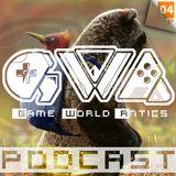 Game World Antics Podcast Episode 4: Virtual Boy Madness