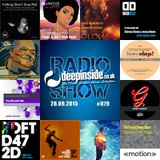 DEEPINSIDE RADIO SHOW 079 (Kenny Bobien Artist of the week)