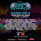 The Chainsmokers - live at EDC 2016 Las Vegas (Kinetic Field) - 19-Jun-2016