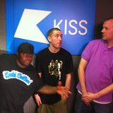 DJ MK & SHORTEE BLITZ - KISS100 - JEHST SPECIAL GUEST -JUNE 5TH 2010