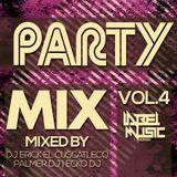 Cumbia Party Mix Vol.4 Mixed By Dj Erick, Palmer Dj, Ecko Deejay