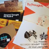 Records I Bought Today - All Vinyl Live DJ Mix