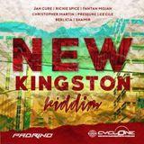 New Kingston Riddim (cyclone music group 2018) Mixed By SELEKTA MELLOJAH FANATIC OF RIDDIM