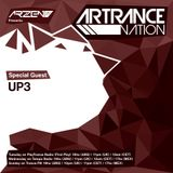 ArZen pres. Artrance Nation Ep 52 with UP3 Guest Mix