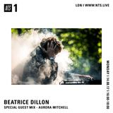 Beatrice Dillon & Aurora Mitchell - 14th August 2017