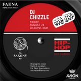 Chizzle - Live From Saxony Bar at Faena - THROWBACK HIP-HOP
