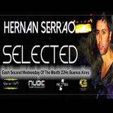 SELECTED Episode 035 with HERNAN SERRAO [Augost 08 2018]