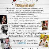 Caffe Light interjú Kovács Nórival a Forralt Bor és Tepertő napról - 2014-01-15