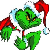 Post 16 Drama Dept: Dr Seuss- The Grinch who stole Christmas Play.