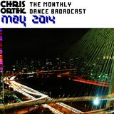 Chris Ortek - The Monthly Dance Broadcast May 2014