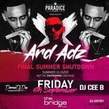 ParaDice Events presents - The Ard Adz promo mix by @DJCEEB_