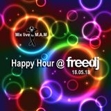 Happy Hour @ Freedj (18.05.18)