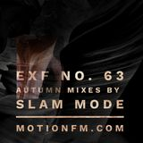 Slam Mode - Sedation in Noise Exploratory Files #63 - Autumn Mixes
