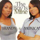 The Boy Is Mine - Brandy Ft Monica (Blend Gods ) Remix