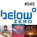 Below Zero Show #545