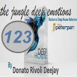 DonatoRivoliDj - The Jungle Deep Emotion : Evergreen my djset n. 123 on Radio PeterPan Lecce