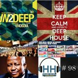 HH #98 HouseHeads = RadioShow ( We Take A Look At Enersoul And House Africa Records )