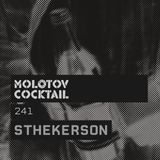 Molotov Cocktail 241 with Sthekerson