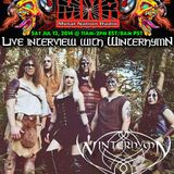 Winterhymn Interview