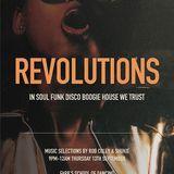 Revolutions at Farr's School of Dancing E8 - September 2018