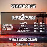 L.S.N. Crash Test Live @ Back2Noize Radio - Summer Show (27.06.2019) (Vinyl Set)