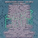 AbstractRadio - session fifteen - july 2016