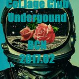 Col.lage  Club  Undergrond  BCN - 2017.02 -
