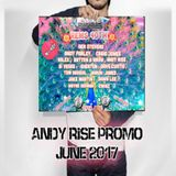 Andy Rise - Shine Presents Rem's 40th Birthday Promo, June 2017