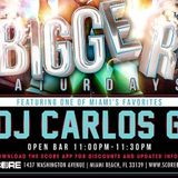 Live At Score - Bigger Saturday`s (JUNE 06-2015)