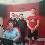 KJ Interviews Danny, Nicholas and Jordan from O'Neils Boxing Club