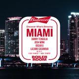 Danny Tenaglia @ Boiler Room x Budweiser Miami - 15 March 2017