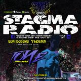 STAGMA RADIO: Episode Three: Tone Resident Mix
