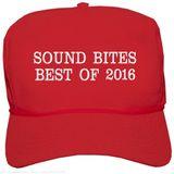 Sound Bites Best of 2016 Vol. 1
