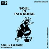 Soul In Paradise w/ Jamma Dee - 9th March 2017