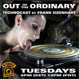 Frank Eizenhart @ OutOfTheOrdinary at InProgressRadio Dec18th