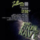dj Dave Lambert @ Zillion - The Final Rave 17-02-2017