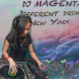 Night Sirens Podcast show - DJ Magenta (USA) liquid & jungle guest mix (19.05.2016)