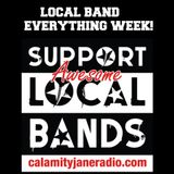 Calamity Jane Season 3. Episode 14: LOCAL BANDS EVERYTHING WEEK