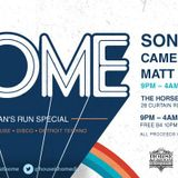Home. (013) Logan's Run Special promo mix/ Horse and Groom Friday 22/4