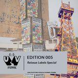 UV Funk 005: Reissue Label Special