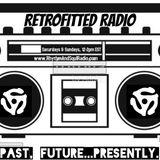 RetroFitted Radio Show #5 - 9/23/17